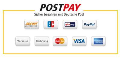 Postpay Registrieren